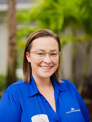 Laci Long Director of Sales at The Colonnade at Northdale assisted living and memory care community in Tampa, FL